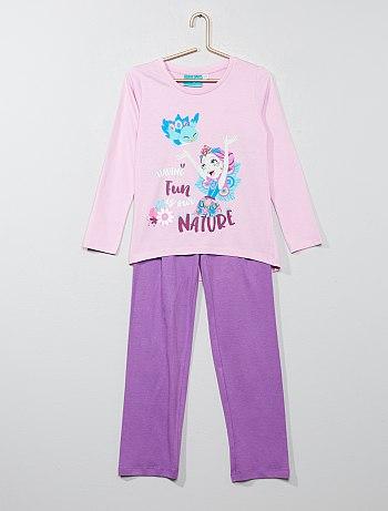 Pyjama ado fille 3 pieces