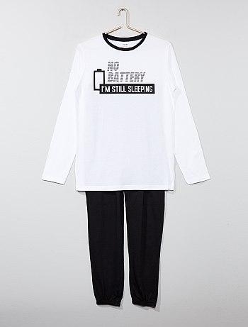 Pyjama garçon kiabi