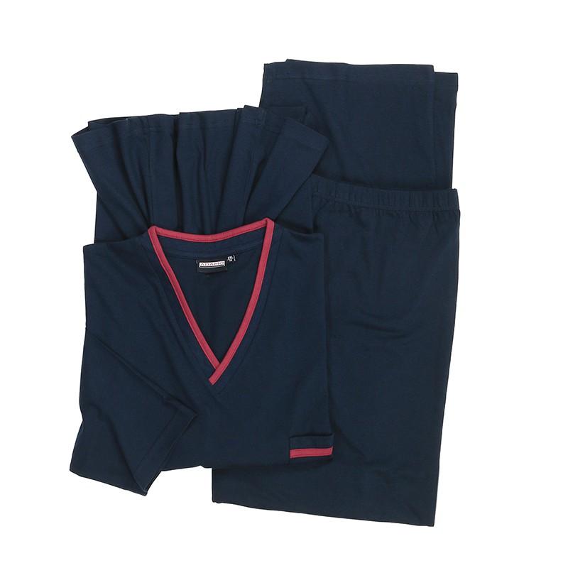Pyjama homme grande taille coton