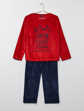 Pyjama polaire kiabi