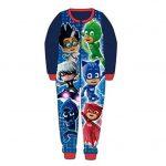 Pyjama combinaison polaire enfant