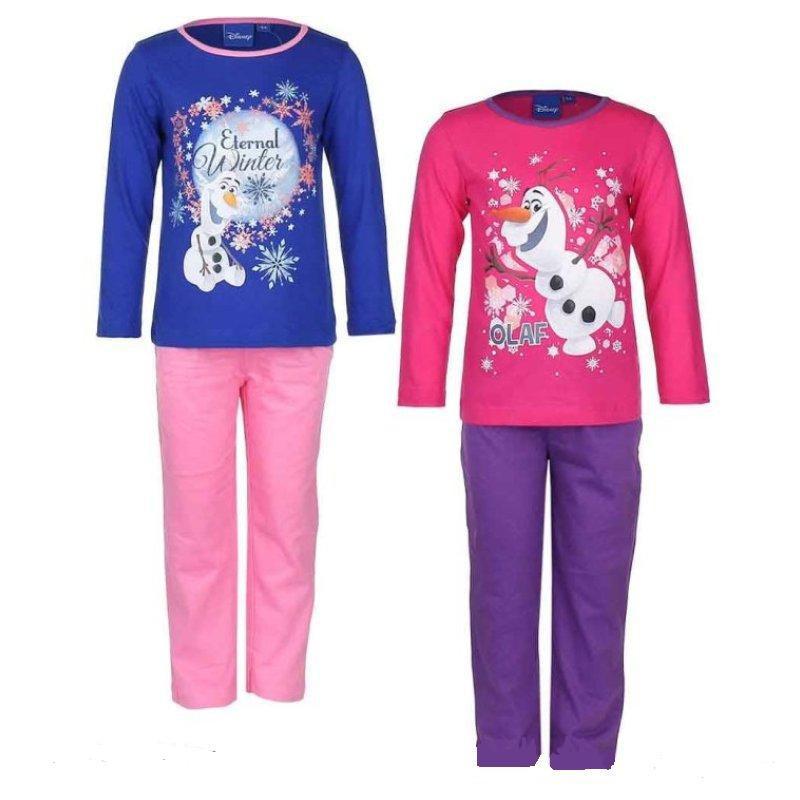 Pyjama olaf reine des neiges