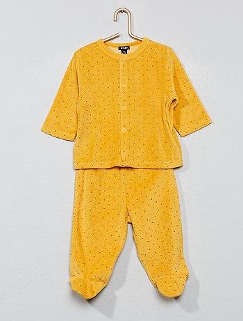 Kiabi pyjama velours