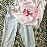 Pyjama barbapapa fille