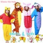 Combinaison pyjama bouriquet