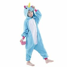 Combinaison licorne pyjama enfant