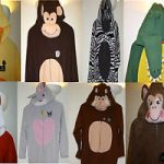Combinaison pyjama animaux primark