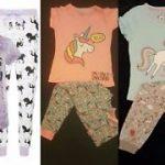 Pyjama licorne primark