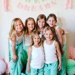 Soirée pyjama entre fille de 10 ans