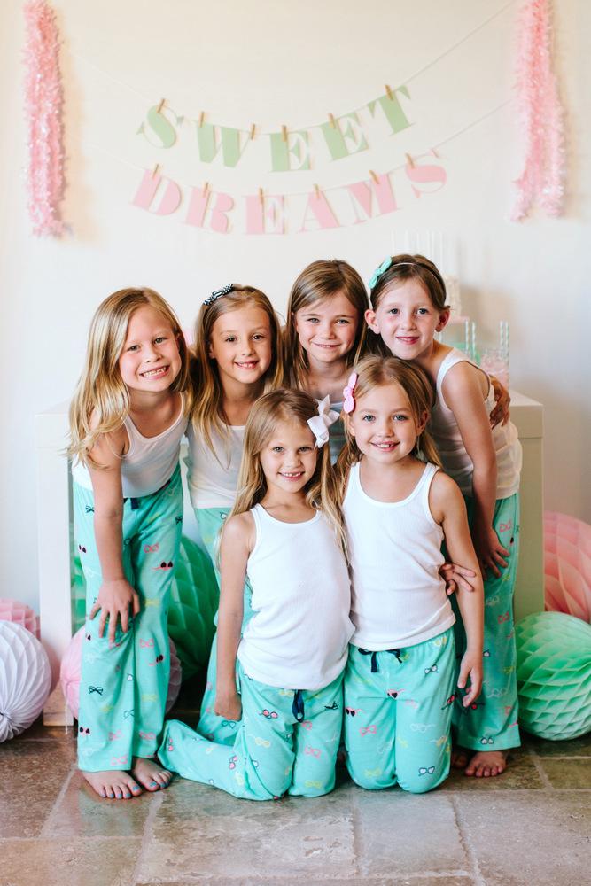 Soiree pyjama entre femmes