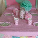 Deco table soiree pyjama