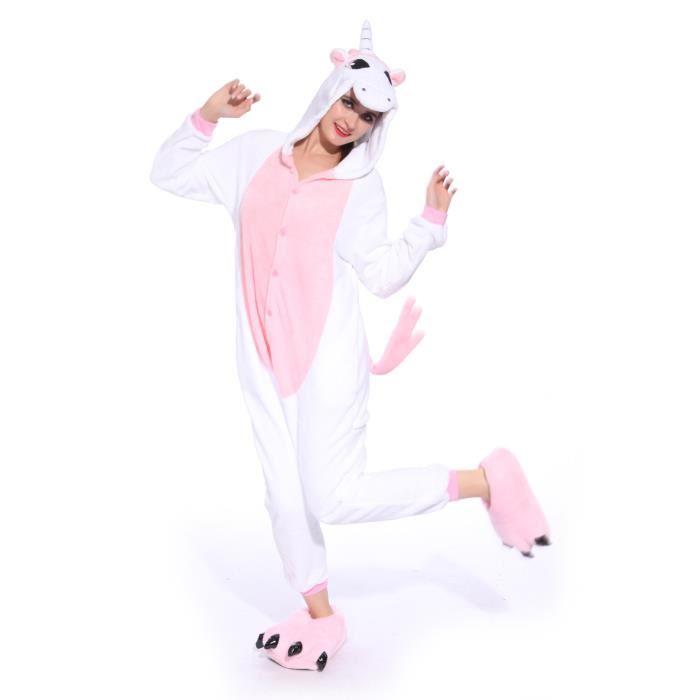 Pyjama combinaison couple