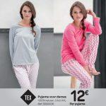 Pyjama tex homme carrefour