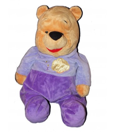 Peluche winnie l'ourson pyjama