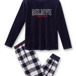 Matiere pyjama