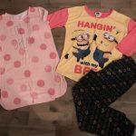 Pyjama minion 10 ans