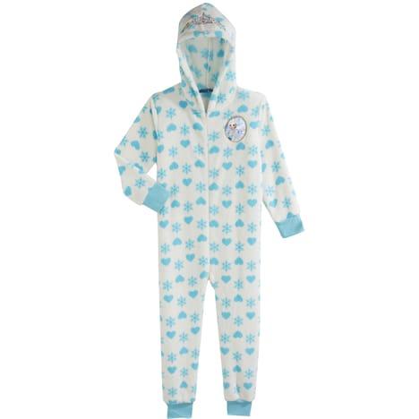 Pyjama combinaison reine des neige