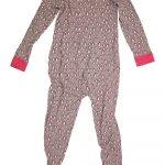 Pyjama 1 pièce fille 12 ans