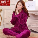 Pyjama femme d'hiver