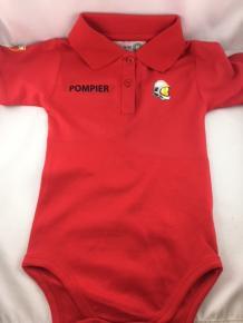 Pyjama bebe gendarmerie