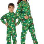 Pyjama 1 pièce 14 ans