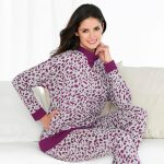 3 suisses pyjama velours femme