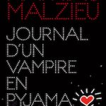 Journal d'un vampire en pyjama resume