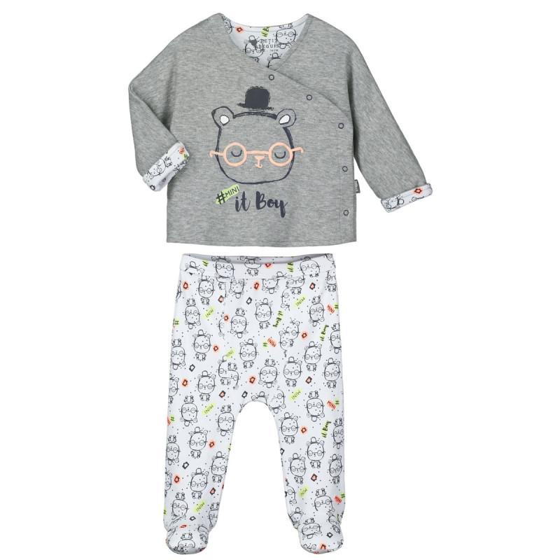 Pyjama avec pieds 10 ans