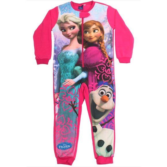 Pyjama reine des neige pas cher
