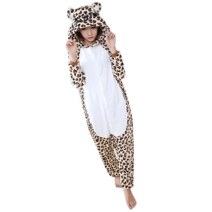 Pyjama polaire ours